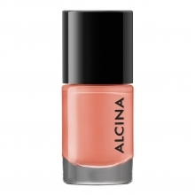Лак для ногтей 010 Apricot Alcina Ultimate Nail Colour
