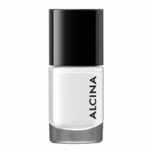 Лак для ногтей 050 Natural white Alcina Ultimate Nail Colour