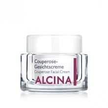 Антикуперозный крем для лица Alcina Couperose Facial Cream