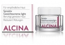 Крем Сенситив лайт Alcina Sensitive Facial Cream light